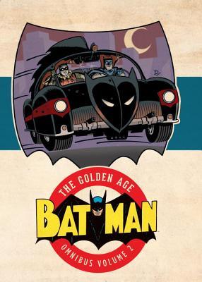 Batman The Golden Age Omnibus Vol. 2 - Kane, Bob