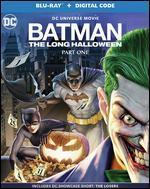 Batman: The Long Halloween - Part One [Includes Digital Copy] [Blu-ray]