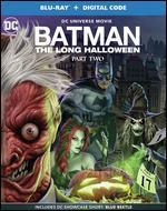 Batman: The Long Halloween - Part Two [Includes Digital Copy] [Blu-ray]