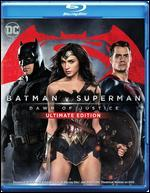 Batman v Superman: Dawn of Justice [Includes Batman Figure] [Blu-ray]