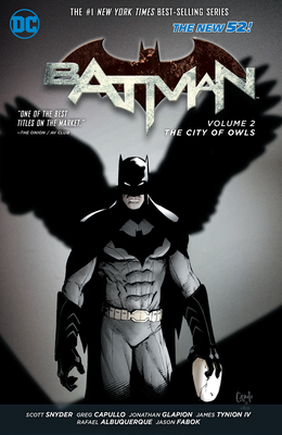 Batman Vol. 2: The City of Owls (The New 52) - Snyder, Scott
