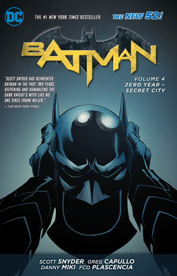 Batman Vol. 4 Zero Year-Secret City (The New 52) - Capullo, Greg (Artist), and Snyder, Scott