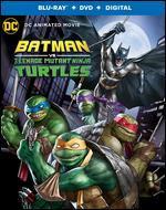 Batman vs. Teenage Mutant Ninja Turtles [Includes Digital Copy] [Blu-ray/DVD] [2 Discs]