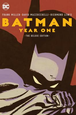 Batman: Year One Deluxe Edition - Miller, Frank