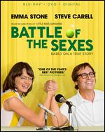 Battle of the Sexes [Includes Digital Copy] [Blu-ray/DVD] - Jonathan Dayton; Valerie Faris