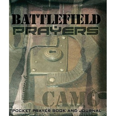 Battlefield Prayers: Camouflage Pocket Edition - Parr, Susan Sherwood