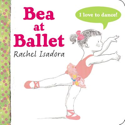 Bea at Ballet -