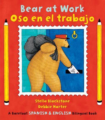 Bear at Work - Blackstone, Stella