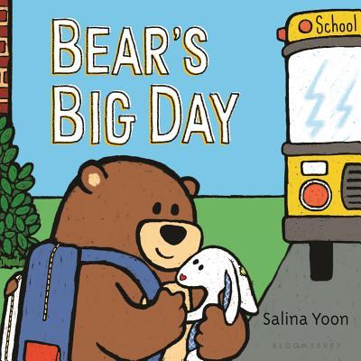 Bear's Big Day - Yoon, Salina
