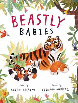 Beastly Babies - Jackson, Ellen
