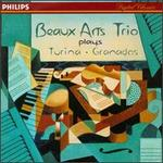 Beaux Arts Trio plays Turina, Granados