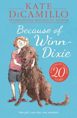 Because of Winn-Dixie - DiCamillo, Kate