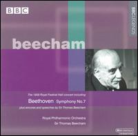 Beecham Conducts the 1959 Royal Festival Hall Concert - Royal Philharmonic Orchestra; Thomas Beecham (conductor)