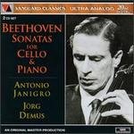 Beethoven: Cello and Piano, Nos.1-5