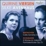 Beethoven: Cello Sonatas; Schumann: 5 Stücke im Volkston; Fantasiestücke