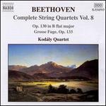 Beethoven: Complete String Quartets, Vol. 8