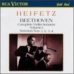 Beethoven: Complete Violin Sonatas, Vol. 1 - Nos. 1, 2, 3, 4