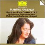 Beethoven: Concertos for Piano and Orchestra - Martha Argerich (piano); Philharmonia Orchestra; Giuseppe Sinopoli (conductor)