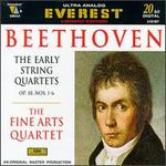 Beethoven: Early String Quartets Op.18, Nos.1-6