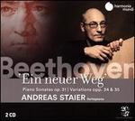 Beethoven: Ein neuer Weg - Piano sonatas Op. 31; Variations Opp. 34 & 35