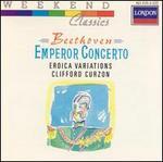 Beethoven: Emperor Concerto; Eroica Variations