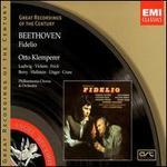 Beethoven: Fidelio - Christa Ludwig (soprano); Franz Crass (bass); Gerhard Unger (tenor); Gottlob Frick (bass); Ingeborg Hallstein (soprano);...