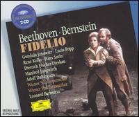Beethoven: Fidelio - Adolf Dallapozza (vocals); Dietrich Fischer-Dieskau (vocals); Gundula Janowitz (vocals); Hans Sotin (vocals);...