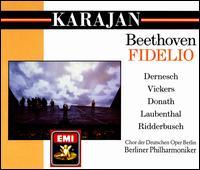 Beethoven: Fidelio - Helen Donath (soprano); Helga Dernesch (soprano); Horst R. Laubenthal (tenor); Jon Vickers (tenor); José van Dam (baritone);...