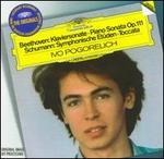 Beethoven: Klaviersonate; Schumann: Symphonische Etüden; Toccata