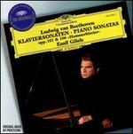 Beethoven: Klaviersonaten Opp. 101 & 106