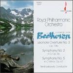 Beethoven: Leonore Overture No. 3; Symphony No. 2; Symphony No. 5