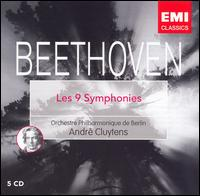 Beethoven: Les 9 Symphonies - Frederick Guthrie (bass); Gré Brouwenstijn (soprano); Kerstin Meyer (contralto); Nicolai Gedda (tenor);...