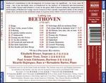 Beethoven: Lieder, Vol. 1 - Sehnsucht; Erlkönig; In questa tomba oscura