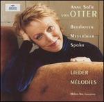 Beethoven, Meyerbeer, & Spohr: Lieder