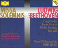 Beethoven: Missa Solemnis - Cheryl Studer (soprano); Gerhart Hetzel (violin); Jessye Norman (alto); Kurt Moll (bass); Plácido Domingo (tenor); Eric Ericson Chamber Choir (choir, chorus); MDR Leipzig Radio Chorus (choir, chorus); Swedish Radio Choir (choir, chorus)
