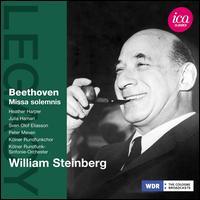 Beethoven: Missa Solemnis - Heather Harper (soprano); Julia Hamari (contralto); Peter Meven (bass); Sven Olof Eliasson (tenor);...