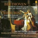 Beethoven: Overture Leonore; Ah! Perfido!; Cherubini: Symphony; Vous voyez de vos fills