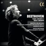 Beethoven: Piano Concerto 3; Triple Concerto