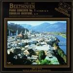Beethoven: Piano Concerto No. 1; Coriolan Overture