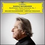 Beethoven: Piano Concerto No. 1; Piano Variations, Op. 34
