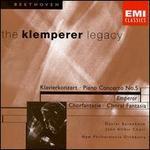 """Beethoven: Piano Concerto No. 5 """"Emperor""""; Choral Fantasia"""