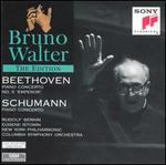 """Beethoven: Piano Concerto No. 5 """"Emperor""""; Schumann: Piano Concerto"""