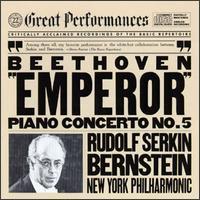 """Beethoven: Piano Concerto No. 5 """"Emperor"""" - New York Philharmonic"""