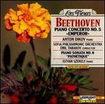 Beethoven: Piano Concerto No. 5; Piano Sonata No. 8