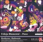 Beethoven: Piano Concerto No. 5; Romance Cantabile; Rubinstein: Konzertstück, Op. 113
