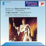 Beethoven: Piano Concerto No. 5; Triple Concerto