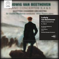 Beethoven: Piano Concertos Nos. 3, 4 & 5 - Artur Pizarro (piano); Scottish Chamber Orchestra; Charles Mackerras (conductor)