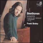 Beethoven: Piano Sonatas No. 14 'Moonlight', No. 23 'Appassionata', No. 31 Op. 110