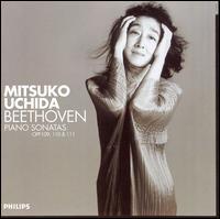 Beethoven: Piano Sonatas Opp. 109, 110 & 11 - Mitsuko Uchida (piano)