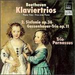 Beethoven: Piano Trios, Op. 11 & 36